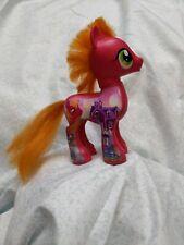 "My Little Pony: The Movie All About Big McIntosh 4"" Brushable Big Mac Macintosh"