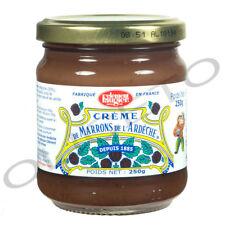 Maronencreme 250 g Glas - Crème de Marrons de L'Ardeche - Clement Faugier