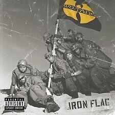 Iron Flag [PA] by Wu-Tang Clan (CD, Dec-2001, Columbia (USA))