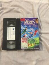 Faeries (VHS) Large Case Kate Winslet Jeremy Irons Dougray Scott