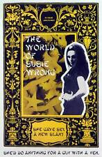 THE WORLD OF SUZIE WONG Movie POSTER 27x40 B William Holden Nancy Kwan Sylvia