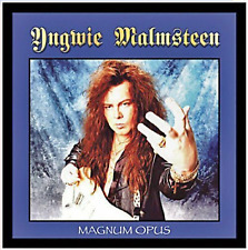 YNGWIE MALMSTEEN - Magnum Opus.BRAND NEW NOT SEALED