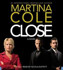 Close by Martina Cole, NEW (2008, CD, Abridged)