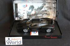 BBR Ferrari Enzo 1:18 matt black, Test Monza 2003 (PJBB)