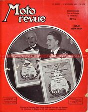 MOTO REVUE 1110 NEW MAP 175 16000 ALPINO 125 MINO GILERA Umberto MASETTI 1952