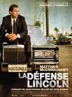 La Défense Lincoln DVD NEUF SOUS BLISTER