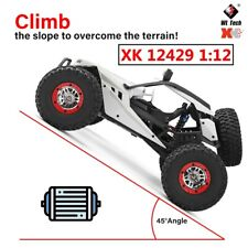 WLtoys XK 12429 1:12 RC Crawler Car Off-Road 40km/H 4WD 2.4G Toy Gift W2I4