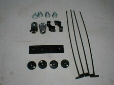 QUICK MOUNT ALUMINUM RADIATOR ELECTRICAL FAN MOUNTTING KIT THERMO FANS