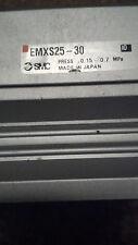 SMC EMXS25-30  CYLINDER  SLIDE TABLE