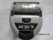 Zebra MZ 320 Mobile Thermal Printer bluetooth