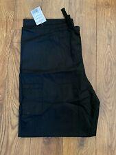 Women'S Drawstring Scrub Pants By Scrubfinity, Black, Size L, Nwt