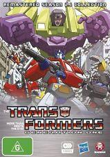 Transformers Generation 1 : Season 2 (DVD, 2012, 3-Disc Set)-REGION 4-free post