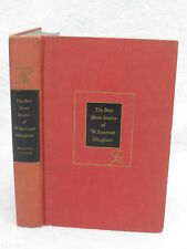 THE BEST SHORT STORIES OF W. SOMERSET MAUGHAM The Modern Library c.1957 HC