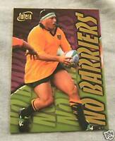 1996 AUSTRALIAN RUGBY UNION CARD NB6 - PHIL KEARNS
