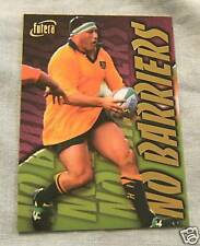 1996 AUSTRALIAN RUGBY UNION CARD NB6 - PHIL KEARNS