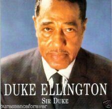 DUKE ELLINGTON - Sir Duke (UK 18 Track CD Album) (Sld)
