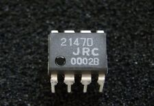 JRC NJM2147D DIP DUAL HIGH VOLTAGE AND LOW POWER