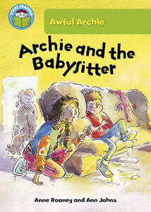 Start Reading: Awful Archie - Archie and the Babysitter **NEW PAPERBACK**