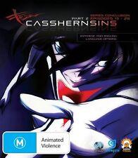 Casshern Sins : Eps 13-24 (Blu-ray, 2011, 2-Disc Set)