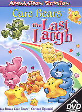 Brand New Care Bears - The Last Laugh (DVD, 2003) Factory Sealed