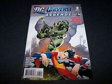 DC UNIVERSE ONLINE LEGENDS #1 RYAN SOOK VARIANT COVER
