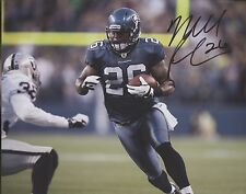 Michael Robinson Seahawks Autographed 8x10 Photo SPH 0034