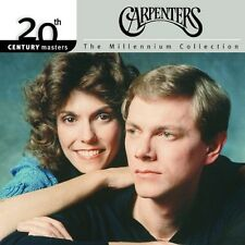 Millennium Collection-20th Century Masters - Carpenters (2002, CD NUEVO)