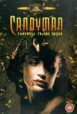Candyman 2 - Farewell To The Flesh [DVD] New And Sealed. Region 2, Freepost Uk.
