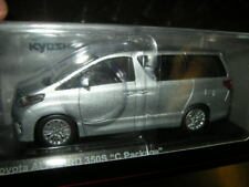 1:43 Kyosho Toyota Alphard 350S C Package Grey/Grau Nr. 03646GM in OVP