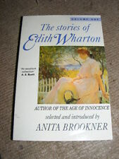 The Stories of Edith Wharton (The Age Of Innocence) PB book Vol 1  short stories