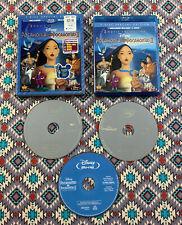 Pocahontas I & II (Blu-ray/DVD 3-Disc)