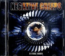 NEGATIVE CREEPS In Uterus Rebirth CD EXCELLENT