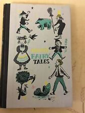 Vintage Grimm's Fairy Tales Junior Deluxe Editions