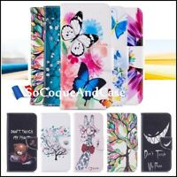 Etui housse coque COLORS Cuir PU Leather Case Cover Samsung Galaxy (all models)