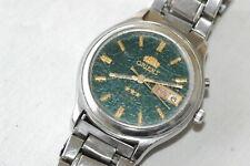 montre  orient crystal 21 jewels automatic  vintage