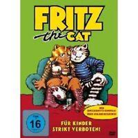 FRITZ THE CAT DVD NEU