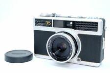 [App N MINT] Fujica Compact 35 Film Camera w/Fujinon 38mm F2.8 From JAPAN 210870