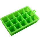 Large Ice Cube Tray Pudding Jelly Maker Mold Square Mould Silicone home kitchen