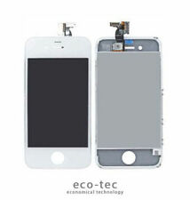 White Mobile Phone Parts for Apple iPhone 4