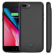For iPhone 7 8 Plus 6 6s Battery Charging Case Power Bank Charger Backup Cover