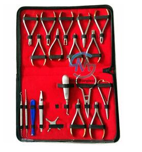 Orthodontic Pliers Tools Kit