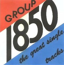 """Group 1850:  """"The Great Single Tracks""""  (CD Reissue)"""