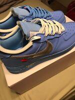 "Off White x Nike Air Force 1 07' ""MCA"" Mens Sz 12.5"