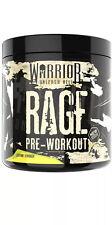 Warrior Rage Pre Workout Powder 45 Servings LIGHTNIN' LEMONADE 392g