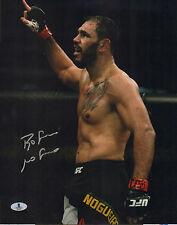 ANTONIO ROGERIO NOGUEIRA SIGNED AUTO'D 11X14 PHOTO BAS COA UFC 140 PRIDE NOG A