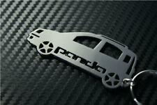 Fiat PANDA keyring CAR N