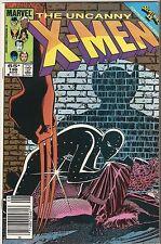Uncanny Xmen '85 196 Newsstand Edition FN V3