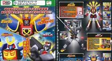 TAKARA TOMY ARTS REED ROBOT COLLECTION GOSHOGUN BALDIOS DANCOUGA SET OF 3 FIGURE