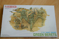 "MINIATURAS MILITARES DRAGON 3309 GREEN BERETS "" NAM "" SERIES 1:35"