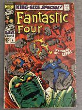 FANTASTIC FOUR ANNUAL #6 1st FRANKLIN RICHARDS 1st ANNIHILUS 1st NEGATIVE ZONE!!